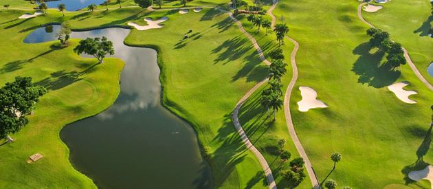 mashie courses - south africa